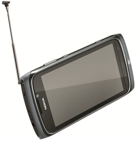 nokia 801t announced in china with mobile tv and