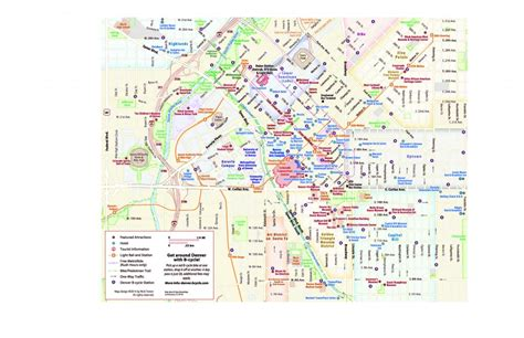 denver city map about denver 171 asc 2016