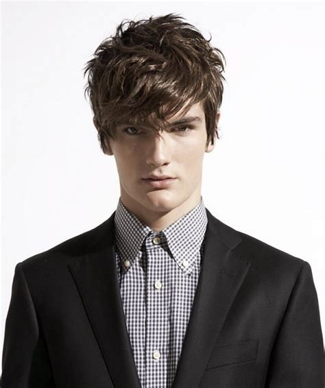 20015 guy hairstyles messy hairstyles for men
