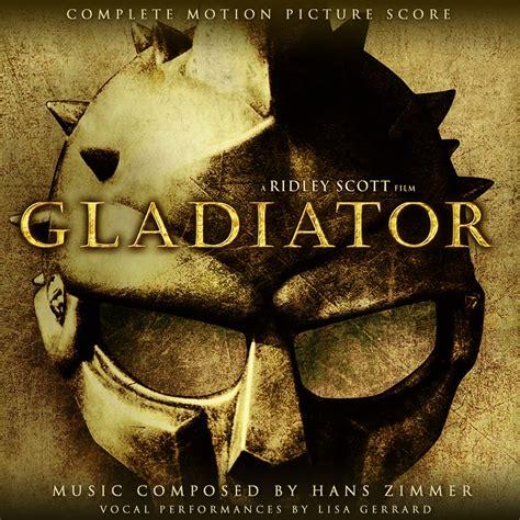 gladiator film score lyrics download score gladiator complete