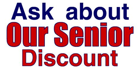 great clips senior discount day list of senior discounts for people over 50 oxnard