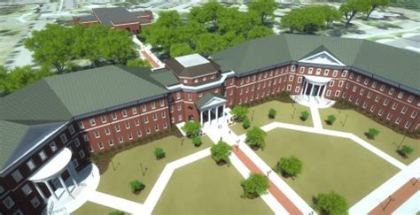 Of Carolina Wilmington Cameron Mba by 66m Uncw Health Care Building Included In Statewide
