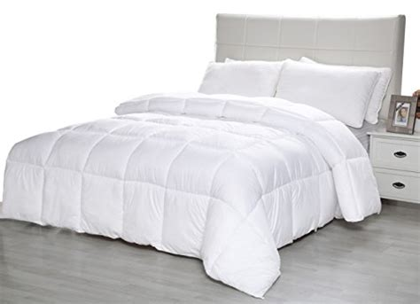 why are down comforters always white equinox comforter 350 gsm white down alternative