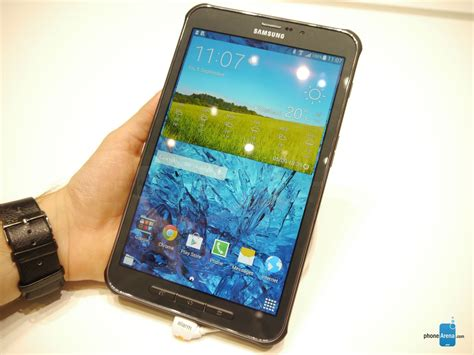 Samsung Galaxy Tab 4 Active samsung galaxy tab active on get rugged phonearena reviews