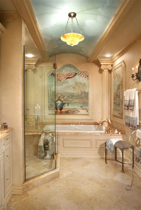Luxury Master Bathroom Ideas Luxury Master Bathroom Remodel Mediterranean Bathroom New York By Creative Design
