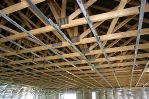 schema pose fourrure plafond