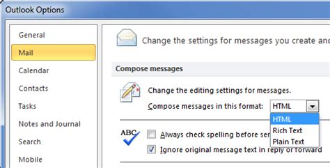 format email in outlook 2010 what is the winmail dat file howto outlook