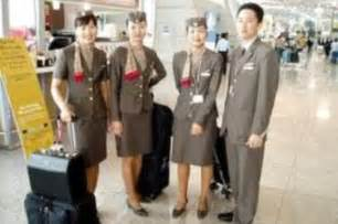 best union company hostess flight attendants for korean airline want to ditch