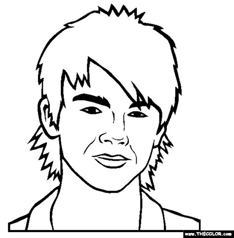 coloring pages of people s names famous people coloring pages free printable online