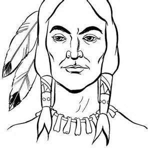native american printable free coloring pages art coloring pages