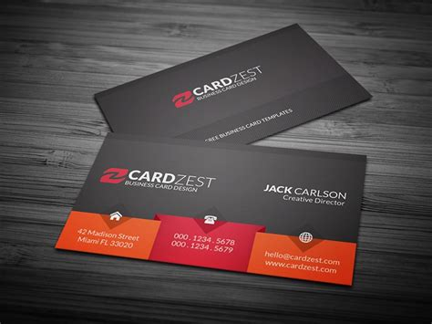 Unique Business Card Templates Free by Free Unique Business Card Template By Mengloong On Deviantart