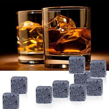Soapstone Drink Cubes - 9 pcs lot whiskey stones rock cubes soapstone drink