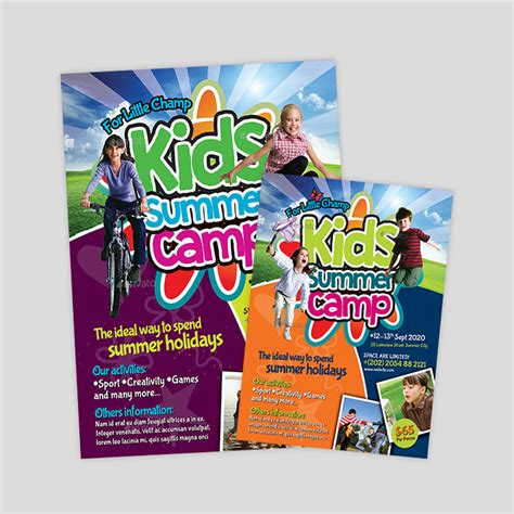 flyer design blog neoxica top 18 kids flyer designs templates 2017