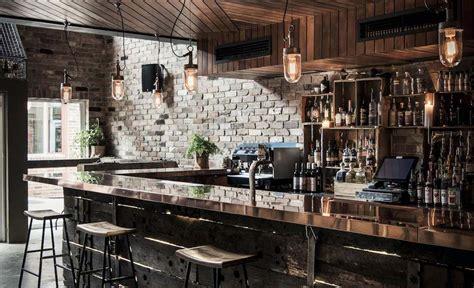 loft design e cafe donny s bar in sydney australia designed by luchetti