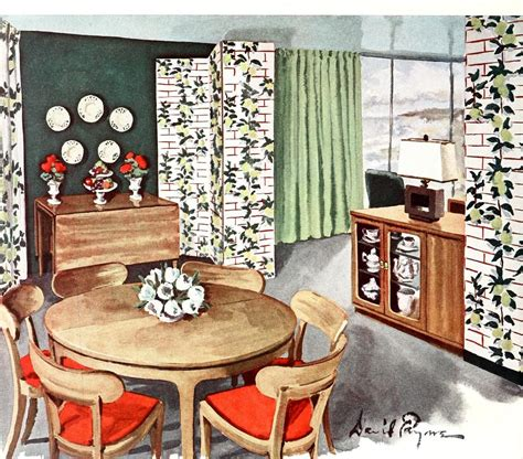 1940s home decor 1940s decor interior decorating styles and 1940s on pinterest