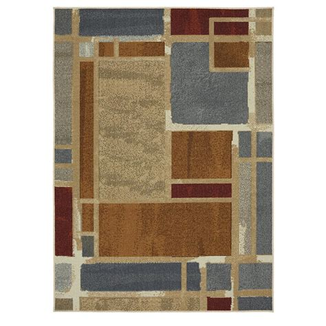 7 ft area rugs well woven starbright bright square multi 5 ft x 7 ft