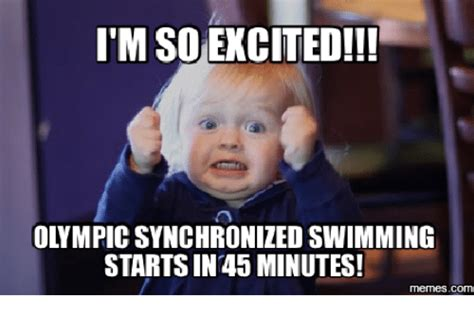 Synchronized Swimming Meme - 25 best memes about olympic swimming meme olympic