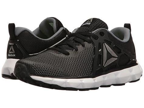 Sale Reebok Womens Hexaffect Tm Running Shoe Mist White Bla 1 reebok s shoes