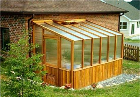 fine wood  lumber cedar greenhouse plans