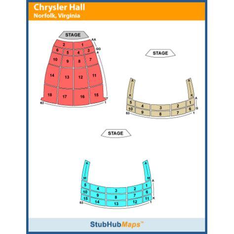 chrysler norfolk virginia seating chart chrysler events and concerts in norfolk chrysler