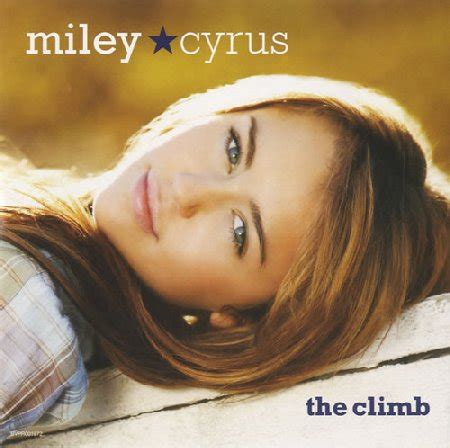 the climb the climb miley cyrus from hannah montana ahdoe