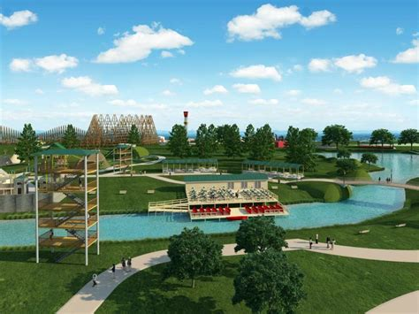 theme park new caney houston s grand texas theme park moves closer to fruition