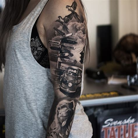 tattoo sleeve instagram tattoo sleeve tattoos on instagram