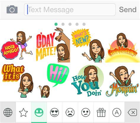 video how to make yourself into an emoji using bitmoji