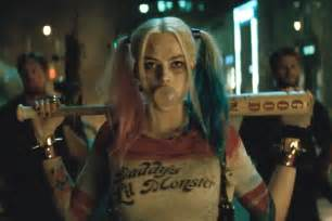 why margot robbie s harley quinn is the charming mess the