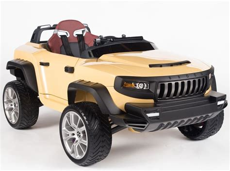Ride On Jeep Ride On Jeep 24v Power With Rubber Wheels