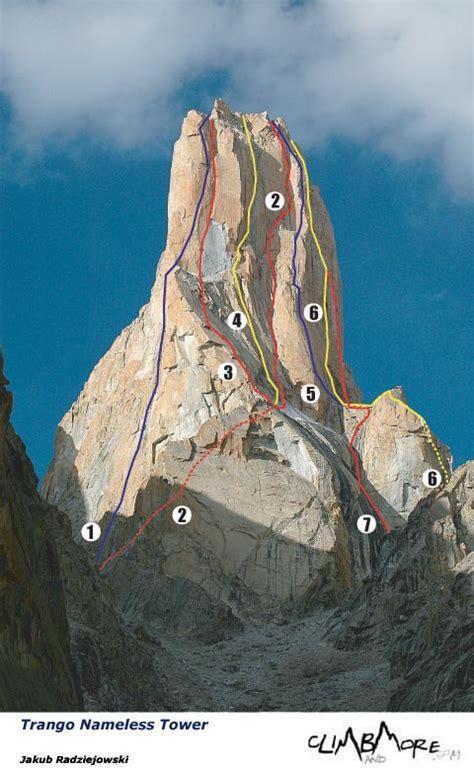 climbing trango nameless tower