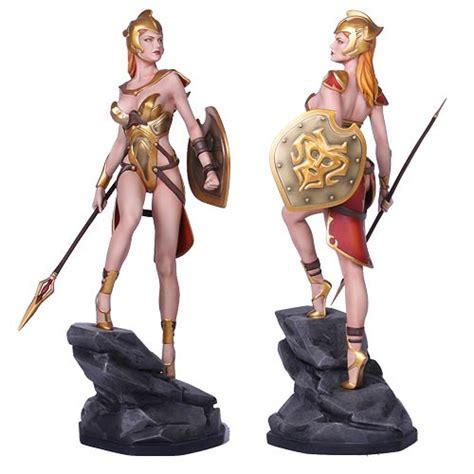 Humm3r Athena Black ffg myth collection athena wei ho statue yamato