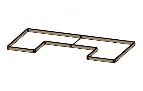 raised bed brackets 6 quot tall 8x16x8 kit with wood raised bed brackets