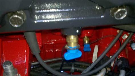 boat plug location mercruiser 3 0 engine drain plug location wiring