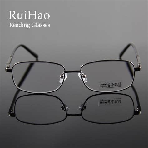 Buying Reading Glasses The Shelf by Aliexpress Buy Reading Eyeglass Clear Presbyopic Glasses Spectacles Uv Cr 39 Lens Hmc