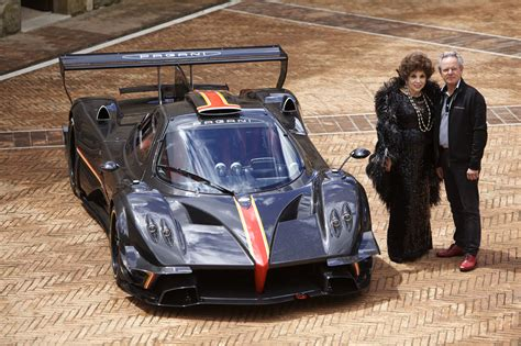 pagani zonda revolucion pagani zonda revolucion is here and can be yours for 3