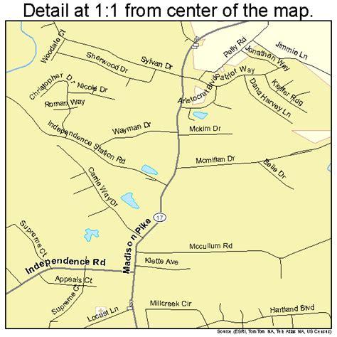 independence kentucky map independence kentucky map 2139142