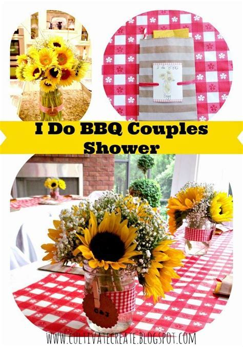 I Do BBQ Couple's Shower   CULTIVATE CREATE: Posts
