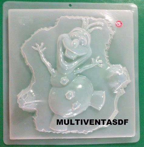molde mediano para hacer gelatinas de olaf frozen disney 45 00 molde jumbo para gelatina figura frozen 80 95 en