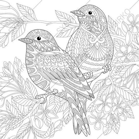bird mandala coloring pages 4541 best images about coloring on coloring