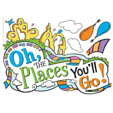 000820148x oh the places you ll go dr seuss oh the places you ll go bulletin board shop by