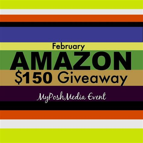 Amazon Gift Card Giveaway 2017 - 150 amazon gift card giveaway february 2017