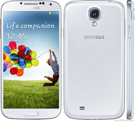 Samsung I9506 Galaxy S4 pictures, official photos