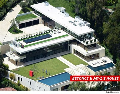 jay z house beyonce jay z s house developers sued by contractor for unpaid work