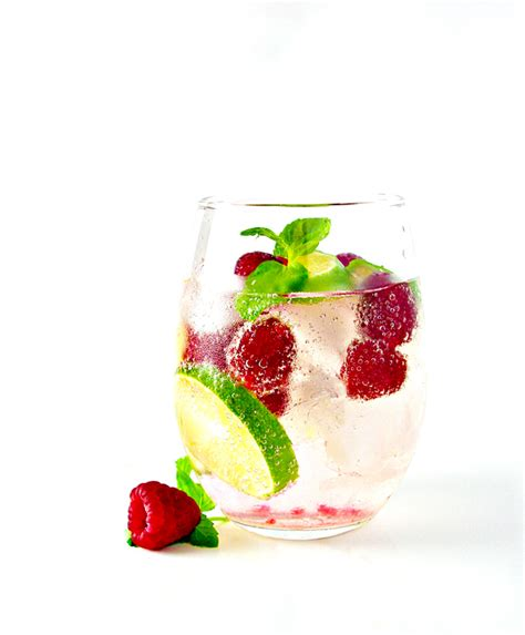 simply made with raspberry lime water raspberry lime sparkling water spirited and then some