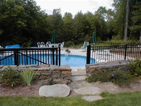 swimming pool fence ideas 109 best images about pool fencing ideas on pool fence fence design and