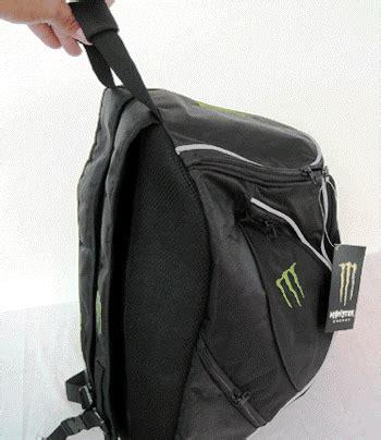 Tas Ransel Helm Logo bags lucky rider