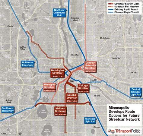 minneapolis light rail map minneapolis streetcar system st paul nicollet viking purchase construction cost of