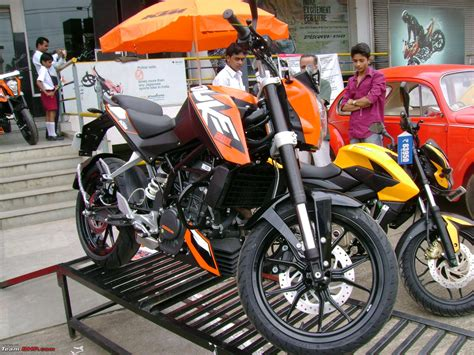 Ktm Duke 200 India Price Ktm Duke 200 Launched An Introductory Price Of Rs 1