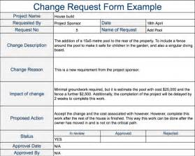 change request template change request template expert program management